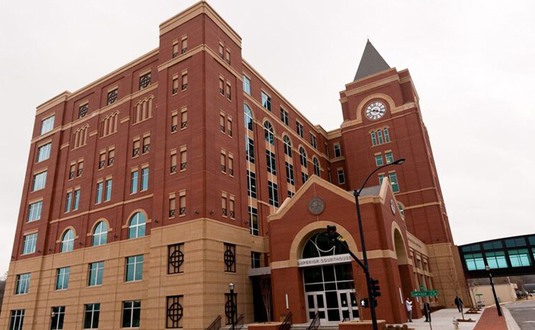 Infax   Projects   Cobb County Superior Court